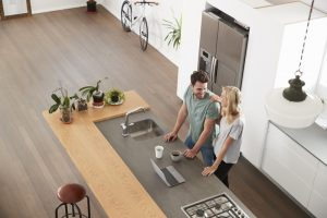 kitchen-with-couple-standing-in-it